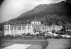 Stahlbad Hotel   Sankt Moritz  Schweiz   http://www.engadin-history.ch/oberengadin/st-moritz/