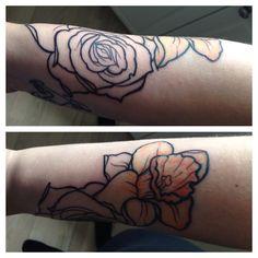 Tattoo in progress :)