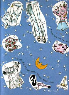 (⑅ ॣ•͈ᴗ•͈ ॣ)♡                                                            ✄Katy Keene paper clothes 4