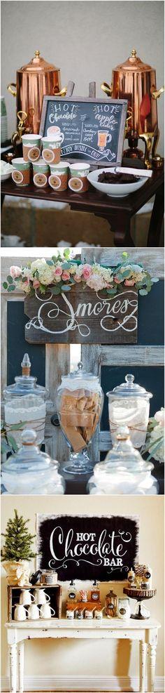 Christmas Wedding, Fall Wedding, Rustic Wedding, Wedding Ceremony, Our Wedding, Dream Wedding, October Wedding, Wedding Stuff, Asking Bridesmaids