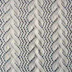 Ideas Crochet Lace Sweater Pattern Knitting Stitches For 2019 Lace Knitting Stitches, Knitting Machine Patterns, Lace Knitting Patterns, Knitting Charts, Lace Patterns, Easy Knitting, Knitting Designs, Stitch Patterns, Knitting Needles