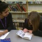 DMU Square Mile reading mentor Janvi describes her work with children at New College, Leicester. Homework Club, New College, Working With Children, Leicester, University, Public, Student, Education, Reading