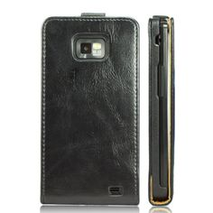 Protect your expensive mobile phone by encasing it in a Flipiod Case. The casing provides complete protection for your expensive gadget, by enclosing it from all the sides. It is a perfect case that helps to shield your gadget from dust, heat rain and other natural hazards, thereby helping in its normal functioning.   The pure black color produces ad added attraction that you will not be able to get from any other color. The shinny nature of the leather case adds to the grandeur.