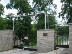 Bracewell Stadium we used to go all the time to games here.