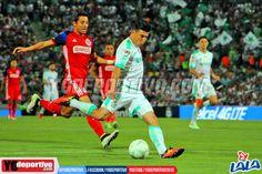Torneo de Clausura / Temporada 2015-2016 / Viernes, 6 de Mayo de 2016 / Estadio Corona TSM / Luis Mendoza
