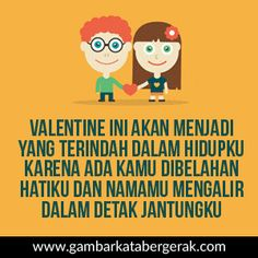 kata kata happy valentine day