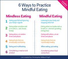 mindful eating 3