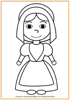 Looking for a Pilgrim Coloring Pages For Kids. We have Pilgrim Coloring Pages For Kids and the other about Emperor Kids it free. Thanksgiving Worksheets, Thanksgiving Coloring Pages, Thanksgiving Art, Thanksgiving Preschool, Fall Preschool, Preschool Crafts, Thanksgiving Decorations, Jesus Coloring Pages, Coloring Pages For Girls