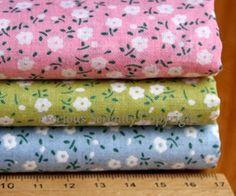 Cotton Fabric square fat quarter bundles / by PreciousSerenity, £4.59