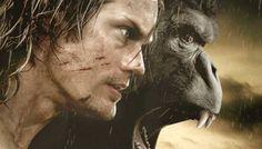 Alexander Skarsgard nei panni stretti di Lord di Greystoke The Legend of Tarzan trailer trama Trailer 2, Official Trailer, Movie Trailers, Tarzan Movie, Alexander Skarsgard, Joel Kinnaman, Bridget Jones, Blockbuster Movies, Character