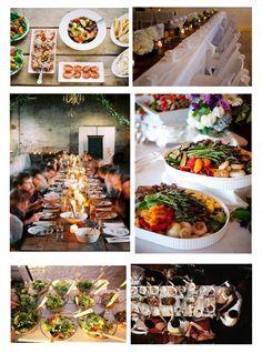 Trendy Tuesday- Family Style Wedding #weddingideas #weddingtrends #familystylewedding