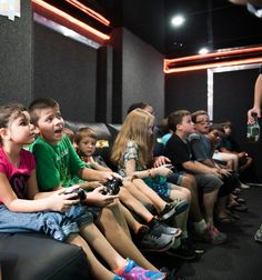 Show Us Your Skills Share Your Best Gametruck Pictures In The Comments Below Laser Tag Party Video Game Party Laser Tag