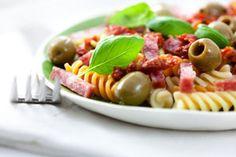 Marinated Italian Pasta
