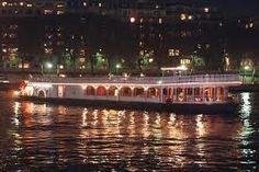 Se marier sur un bateau