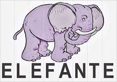 Atividade de alfabetização: palavras fatiadas para montar com nomes de animais - ESPAÇO EDUCAR