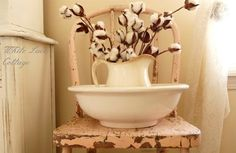 Cotton Stalks | Cotton Branches | Decor Steals