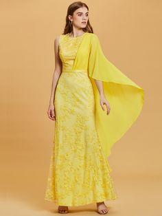 bb19fa751f Scoop Neck Lace Appliques Mermaid Evening Dress Evening Dresses Online,  Cheap Evening Dresses, Mermaid
