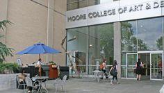 Moore College of Art Philadelphia PA