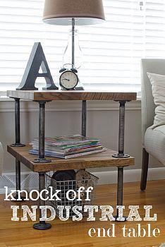 Hometalk :: Industrial Decor :: Rustic Crafts & Chic Decor - Renee's clipboard on Hometalk