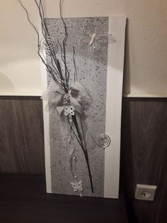 Diy Wall Art, Wood Wall Art, Outside Christmas Decorations, Wooden Decor, Home And Deco, Flower Arrangements, Sconces, Sculptures, Shabby Chic