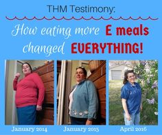 How eating more E meals changed everything