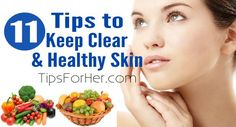 3 home remedies for keeping beautiful & glowing skin. For Clear Skin – Mix 1 egg yolk with 1 tbsp. Baking Soda until pasty. Apply to skin and … Beauty Tips For Skin, Skin Care Tips, Diy Beauty, Beauty Hacks, Castor Oil For Acne, Remedies For Glowing Skin, Clear Skin Tips, Moisturizer For Oily Skin, Skin Cream
