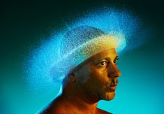"""""""Water Wigs"""" Floods The Internet With Dreamy Bald Beauty -  #art #beauty #photography #water"""