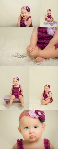 Gwenyth Ann- Happy Early Birthday! -Pittsburgh newborn and baby photographer