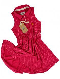 Vestido Polo POA Infantil