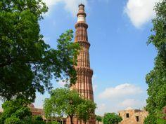 topindiatourism.com with qutub minar