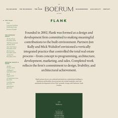 Fonts Used: Albertina, Today Sans #Typewolf Typography Inspiration