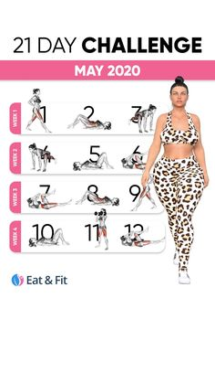 Personalized Diet And Workout Plan. Full Body Workout At Home, Fitness Workout For Women, At Home Workouts, Easy Workouts, Gym Workout For Beginners, Workout Videos, 30 Day Workout Challenge, 30 Minute Workout, Flexibility Workout