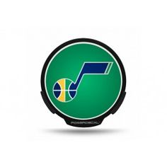Utah Jazz NBA Car/Vehicle Power Decal