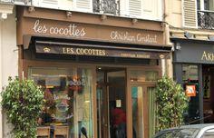 Les Cocottes - an excellent Christian Constant restaurant in the 7th arrondissement on Rue Saint-Dominique