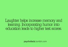 learning needs to be fun!