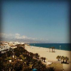 Urbanización Roquetas de Mar en Andalucía