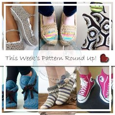 Creative Crochet Toys: This Week's Pattern Round Up #17