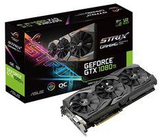 Asus ROG Strix GeForce GTX1080TI Gaming