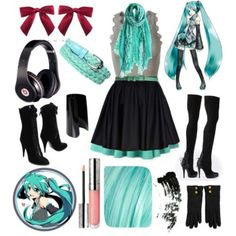 miku outfit volcoid