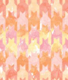 pattern : watercolor herringbone