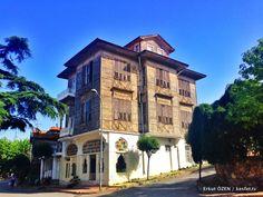 Beautiful Turkish style mansion in Heybeliada (Prince islands) Turkey.