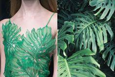 "whereiseefashion: "" Match Details at Gucci Spring 2016 Only Fashion, Look Fashion, Fashion Details, Fashion Art, High Fashion, Fashion Beauty, Fashion Show, Female Fashion, Botanical Fashion"