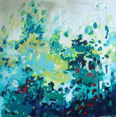 "Michelle Armas, ""Tulerius"" 48x48 | Gregg Irby Gallery"