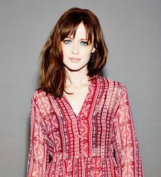 Alexis Bledel Thinks About Marriage—And A New 'Sisterhood' Movie
