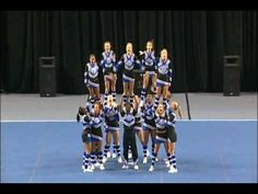 Such an amazing routine, I wish I had the video for the 1st place winners to compare.