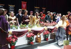 madrigal dinner - Google Search