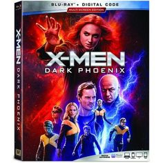 Watch Streaming Dark Phoenix : Movies The X-Men Face Their Most Formidable And Powerful Foe When One Of Their Own, Jean Grey, Starts To Spiral. Dark Phoenix, Jean Grey, Xmen, Charles Xavier, James Mcavoy, Fast And Furious, Science Fiction, Alexandra Shipp, Westerns