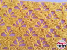 Learn the Tunisian Crochet Smock Stitch Crochet Heart Blanket, Crochet Doily Rug, Gilet Crochet, Crochet Shawl, Irish Crochet, Tunisian Crochet, Crochet Stitches Patterns, Crochet Designs, Stitch Patterns