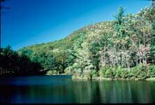 Leominster State Forest - Mass State Park. Climbing/hiking