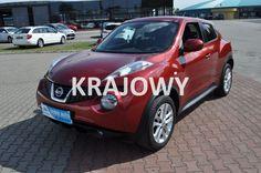Nissan Juke - Krajowy, Bezwypadkowy, I Właściciel